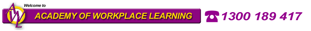 Academy of Workplace Learning