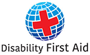 Disability First Aid logo